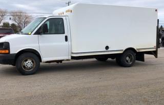 Used 2009 Chevrolet Express Commercial Cutaway 3500 159