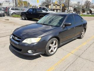 Used 2008 Subaru Legacy 4dr Sdn Auto 2.5i w/Limited Pkg for sale in North York, ON