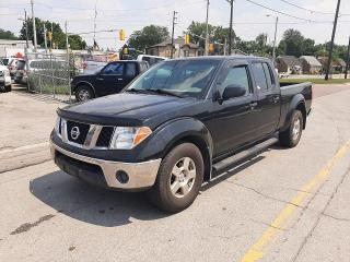 Used 2008 Nissan Frontier 4WD Crew Cab LWB for sale in North York, ON