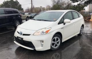 Used 2012 Toyota Prius 5DR HB for sale in North York, ON