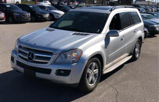 Used 2008 Mercedes-Benz GL-Class 4MATIC 4dr 3.0L CDI for sale in North York, ON