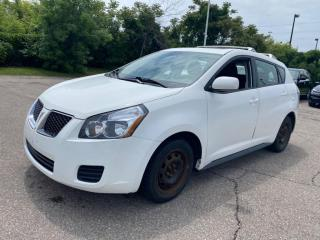 Used 2010 Pontiac Vibe with Sunroof for sale in North York, ON