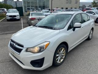 Used 2013 Subaru Impreza 4dr Sdn CVT 2.0i w/Touring Pkg for sale in North York, ON