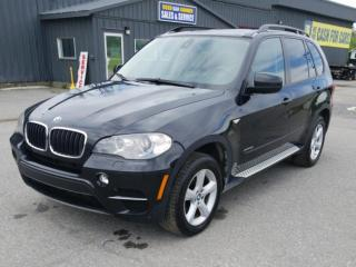 Used 2012 BMW X5 7 Passenger - AWD 4dr 35i for sale in North York, ON