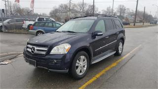 Used 2008 Mercedes-Benz GL-Class 4.6L for sale in North York, ON