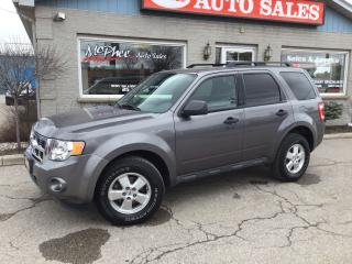 Used 2010 Ford Escape XLT for sale in London, ON