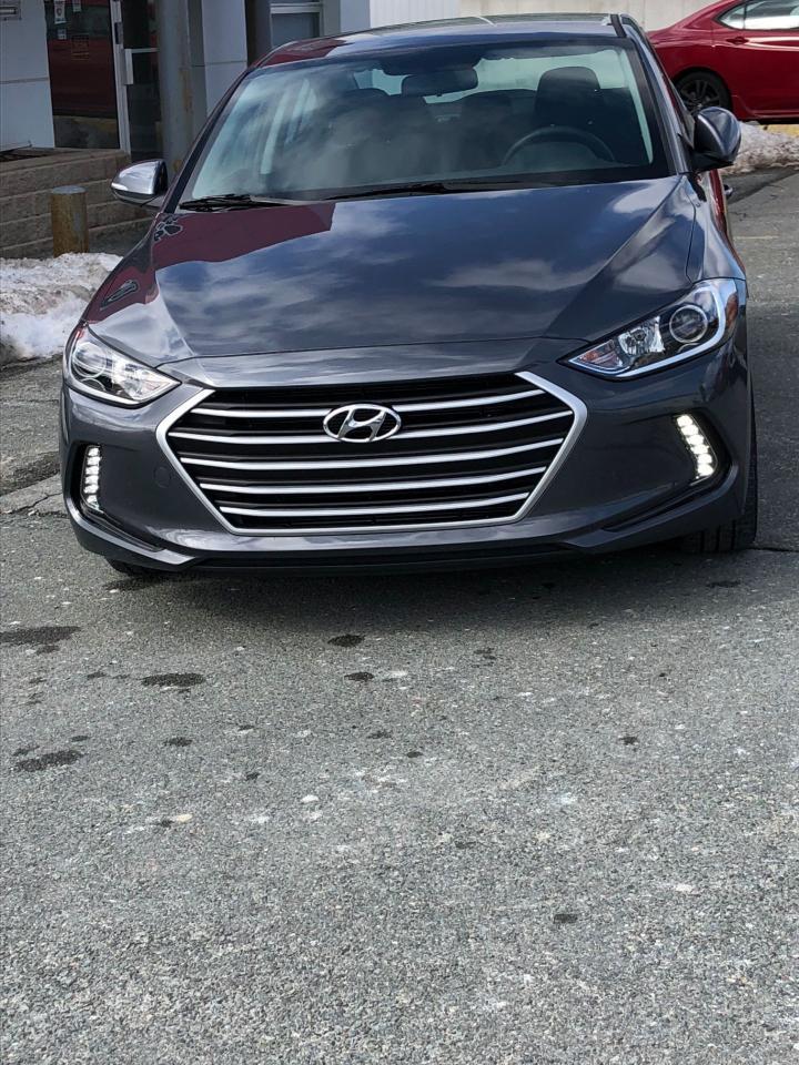 2018 Hyundai Elantra LE
