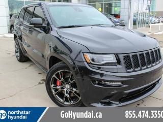 Used 2015 Jeep Grand Cherokee SRT NAV/BREMBO/PANOROOF/475HP for sale in Edmonton, AB