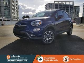 Used 2017 Fiat 500X LOUNG for sale in Richmond, BC