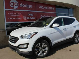Used 2016 Hyundai Santa Fe Sport 2.0T Limited AWD / Panoramic Sunroof / GPS Navigation / Back Up Camera for sale in Edmonton, AB