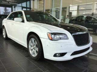Used 2013 Chrysler 300 AWD, NAVI, HEATED LEATHER for sale in Edmonton, AB