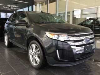 Used 2012 Ford Edge SEL, AWD, HEATED LEATHER for sale in Edmonton, AB