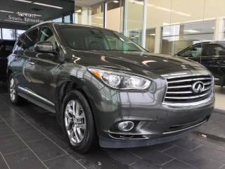 Used 2013 Infiniti JX35 LUXURY, AWD, HEATED LEATHER for sale in Edmonton, AB