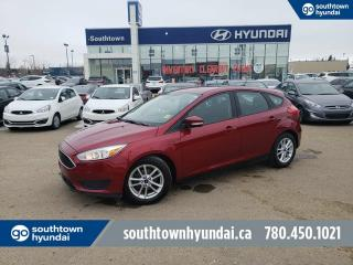 Used 2015 Ford Focus SE for sale in Edmonton, AB