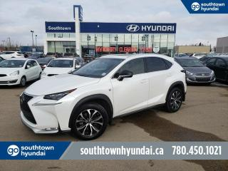 Used 2015 Lexus NX 200t HUD/NAV/LEATHER/SUNROOF/WIRELESS CHARGER for sale in Edmonton, AB
