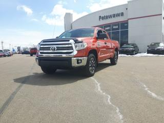 Used 2016 Toyota Tundra TRD OFF ROAD DOUBLE CAB for sale in Ottawa, ON