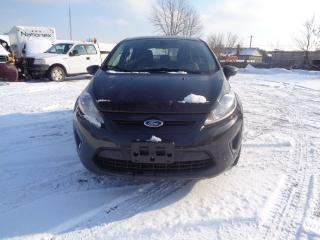 Used 2013 Ford Fiesta SE for sale in Oshawa, ON