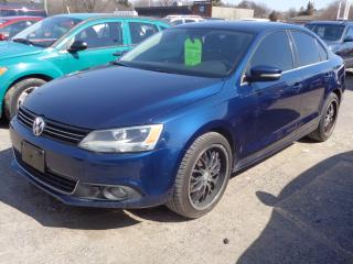 Used 2012 Volkswagen Jetta HIGHLINE for sale in Oshawa, ON