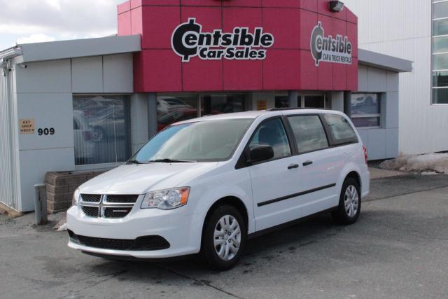 2017 Dodge Caravan Canada Value Package