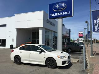 Used 2015 Subaru WRX WRX Intro manuelle for sale in Gatineau, QC