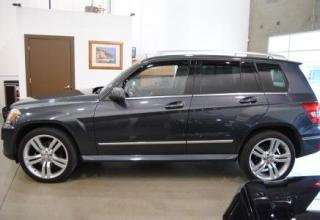 Used 2010 Mercedes-Benz GLK350 Premium for sale in Kelowna, BC