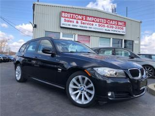 Used 2011 BMW 3 Series 328i xDrive AWD Executive Edition for sale in Burlington, ON