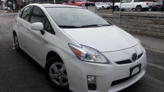 Used 2010 Toyota Prius TOP PACKAGE  NAV LEATER ROOF FULL LEXUS SERVICE for sale in Toronto, ON