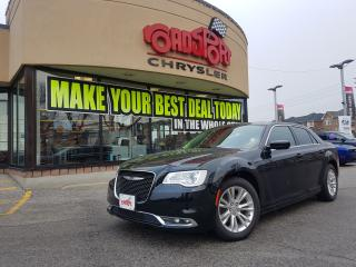 Used 2017 Chrysler 300 Touring  PANO ROOF REAR CAM +2 YR MAINTENANCE PLAN for sale in Scarborough, ON