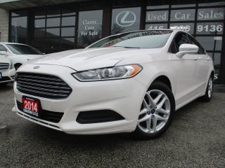 Used 2014 Ford Fusion SE-BLUETOOTH-HEATED-MIRRORS-ALLOYS for sale in Scarborough, ON