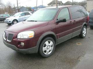 Used 2006 Pontiac Montana SV6 allongé 5 portes avec 1SA for sale in Laval, QC