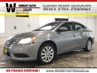 Used 2014 Nissan Sentra S|LOW MILEAGE|BLUETOOTH|29,963 KMS for sale in Cambridge, ON