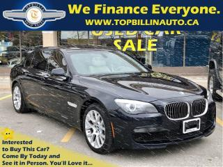 Used 2012 BMW 750i xDrive Li M Sport Package for sale in Concord, ON