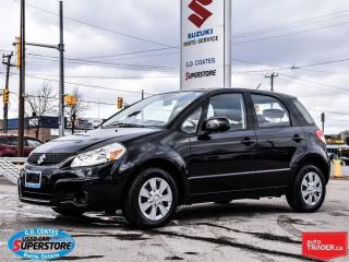 Used 2011 Suzuki SX4 ~Extremely Low KM ~Virtually Brand New ~MUST SEE for sale in Barrie, ON
