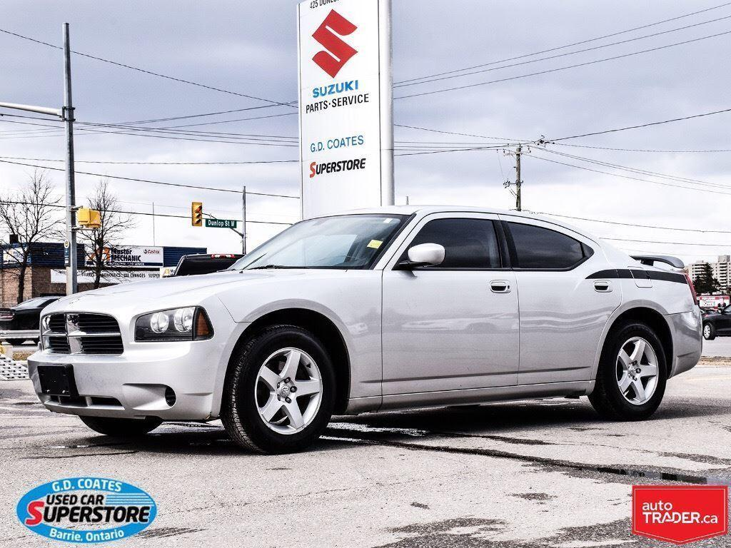 Used 2010 Dodge Charger SE for Sale in Barrie, Ontario | Carpages.ca