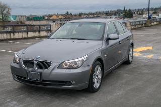 Used 2009 BMW 528 i xDrive Coquitlam Call Direct 604-298-6161 for sale in Langley, BC