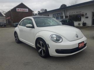 Used 2012 Volkswagen Beetle 2.5L for sale in Waterdown, ON