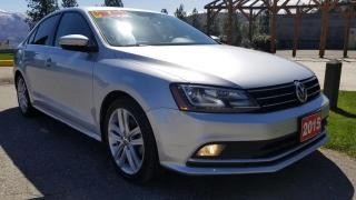 Used 2015 Volkswagen Jetta TDI S 6A for sale in West Kelowna, BC
