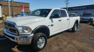 Used 2012 Dodge Ram 2500 SLT Crew Cab LWB 4WD for sale in Stettler, AB