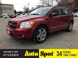 Used 2008 Dodge Caliber SXT/1 OWNER / PRICED - QUICK SALE! for sale in Kitchener, ON