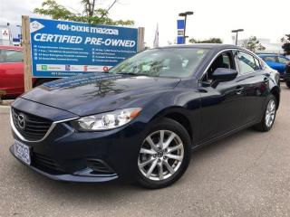 Used 2016 Mazda MAZDA6 GX,CPO INCLUDED,HEATED SEATS,LOW FINANCE RATES for sale in Mississauga, ON