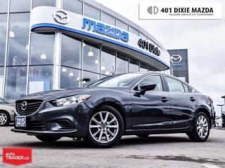 Used 2015 Mazda MAZDA6 GX,LOW FINANCE RATES,NO ACCIDENTS,NAVIGATION for sale in Mississauga, ON