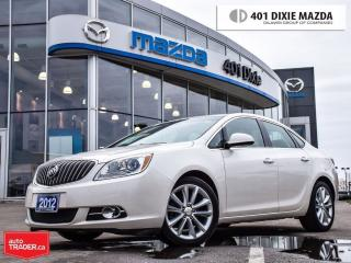 Used 2012 Buick Verano Base,NO ACCIDENTS, LOW FINANCE RATES for sale in Mississauga, ON