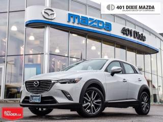Used 2017 Mazda CX-3 GT-TECH,LOW FINANCE RATES, ONE OWNER for sale in Mississauga, ON