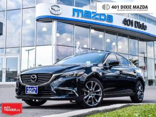 Used 2017 Mazda MAZDA6 GT-PREMIUM, ONE OWNER, VERY CLEAN CAR for sale in Mississauga, ON