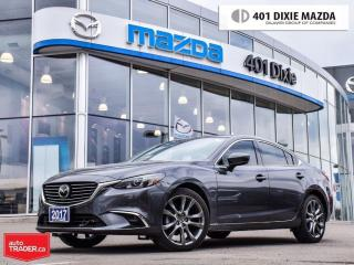 Used 2017 Mazda MAZDA6 GT at for sale in Mississauga, ON