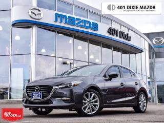 Used 2017 Mazda MAZDA3 Sport GT at for sale in Mississauga, ON
