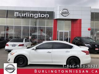 Used 2013 Nissan Altima 3.5, SL, NAVi, EXTENDED WARRANTY ! for sale in Burlington, ON
