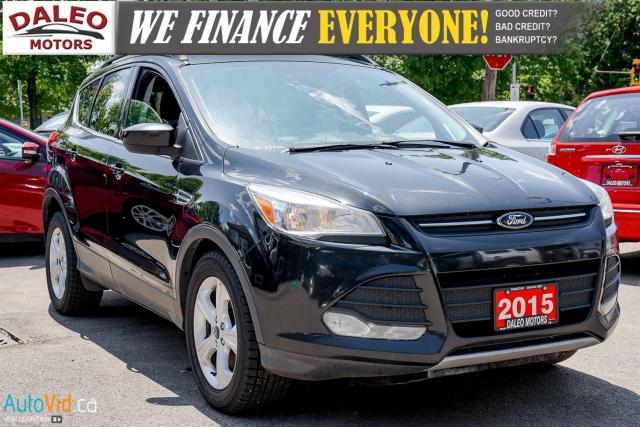 2015 Ford Escape SE | AWD | BACK UP CAM  | HEATED SEATS | BLUETOOTH