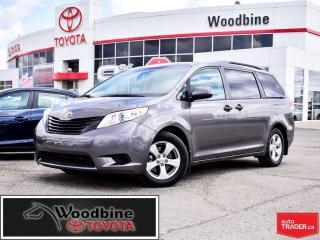 Used 2014 Toyota Sienna CE for sale in Etobicoke, ON