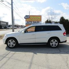 Used 2010 Mercedes-Benz GL-Class 4MATIC  BlueTEC | NAVIGATION | REAR DVD| DUAL SUNROOF for sale in North York, ON